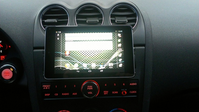 Nexus 7 car install best car 2018 all b15 models my n16 center console swap nexus7 install keyboard keysfo Image collections