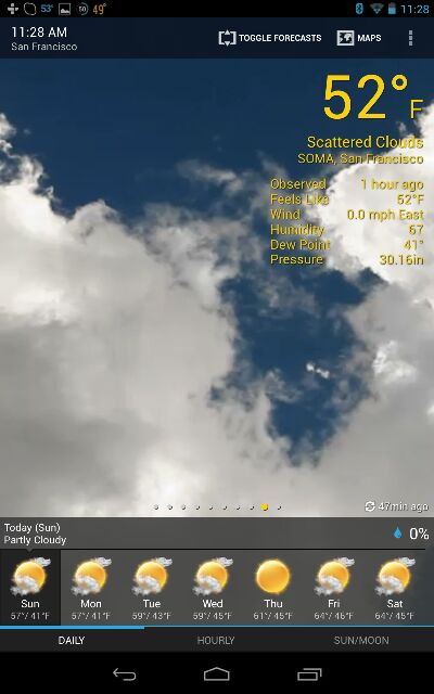 No default weather app/widget??-uploadfromtaptalk1360618757043.jpg