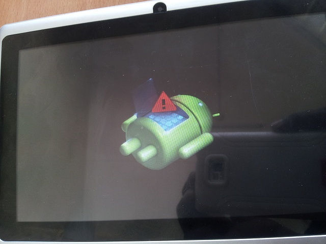 how to fix a samsung tablet that wont turn on