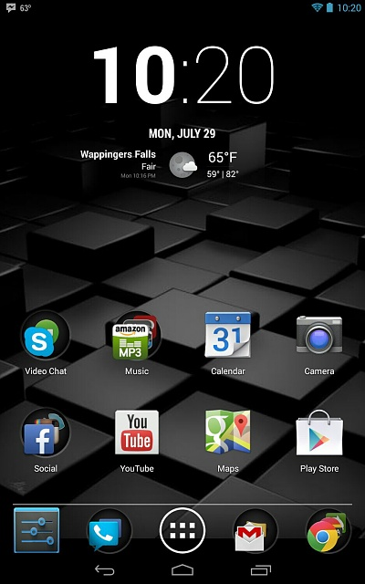 Let's see your New Nexus 7 home screens.-uploadfromtaptalk1375150878448.jpg