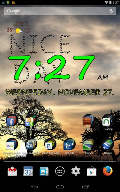 Let's see your New Nexus 7 home screens.-1385563031356.jpg