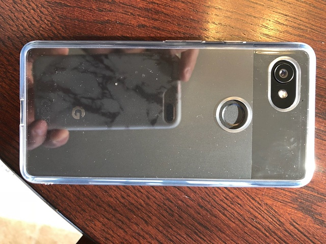 newest 35e3d 59870 Pixel 2 XL Tempered Glass Screen Protector? - Android Forums at ...