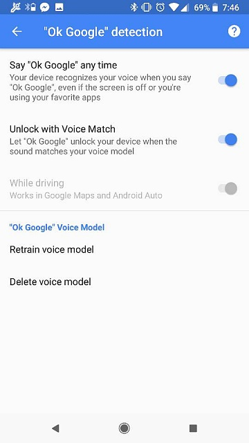 Google Assistant when phone is locked? - Android Forums at