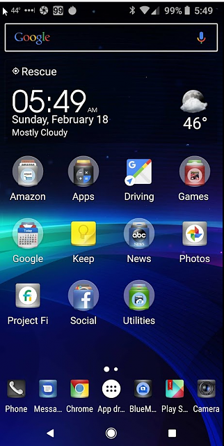 Pixel 2 / 2 XL - Let's see your setup on your Home Screen(s)!-pixel2xl_02182018.png
