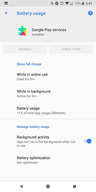 Pixel 2 XL Battery: Is Android System and/or Google Play Services Draining Me?-screenshot_20180316-184140.jpg