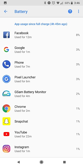 Pixel 2 XL Battery: Is Android System and/or Google Play Services Draining Me?-screenshot_20180317-154636.jpg