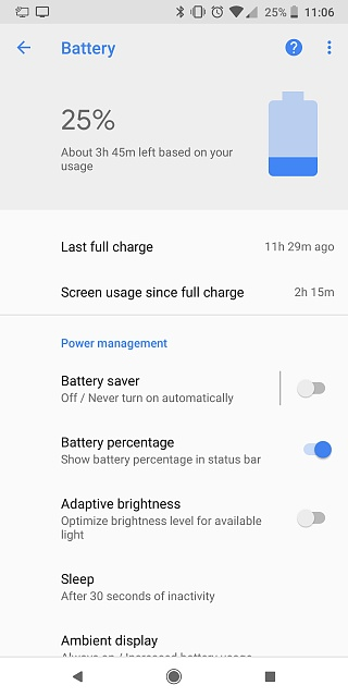 Pixel 2 XL Battery: Is Android System and/or Google Play Services Draining Me?-screenshot_20180318-230637.jpg