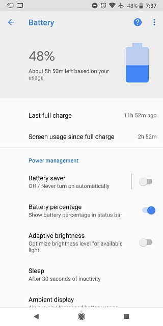 Pixel 2 XL Battery: Is Android System and/or Google Play Services Draining Me?-screenshot_20180320-193749.jpg