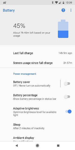 Is this battery life on my Pixel 2 normal?-35195.jpg