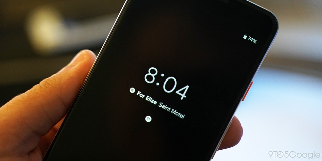 """Android 10: """"lock screen"""" appearance?-android_q_beta_1_aod_music_1.jpg"""