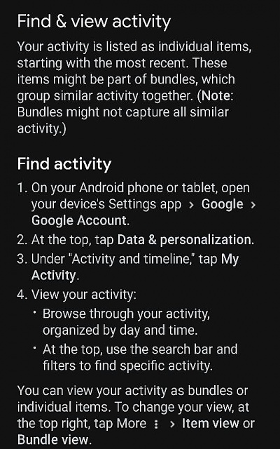 How  do I access recent Google assistant searches?-screenshot_20191114-111204-2.jpg