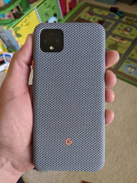 Opinions on my new Google Fabric Case for Pixel 4 XL are welcomed!-img_20200604_172232.jpeg