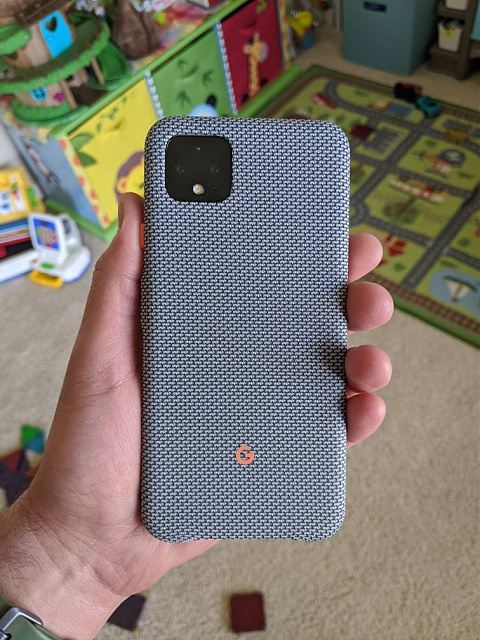 Opinions on my new Google Fabric Case for Pixel 4 XL are welcomed!-img_20200604_172257.jpeg