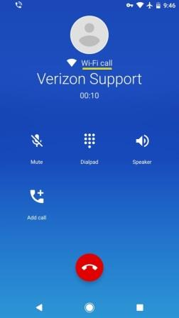 I can't get my Google Pixel to make a wifi call - Android Forums at