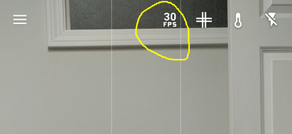 Video  30 fps or 60 fps? - Android Forums at AndroidCentral com
