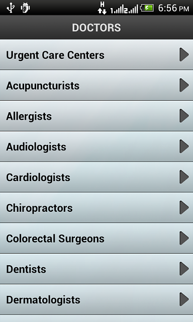 [Free App] Best Urgent Care Center Nearby-device-2014-05-09-185727.png