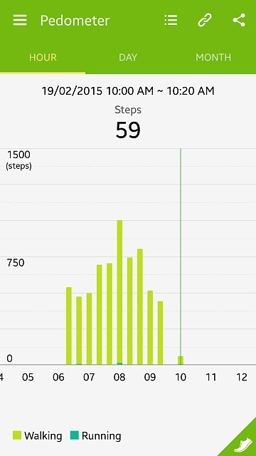 Galaxy S5 S Health Pedometer Over Counting Steps-screenshot_2015-02-19-10-41-02.jpg