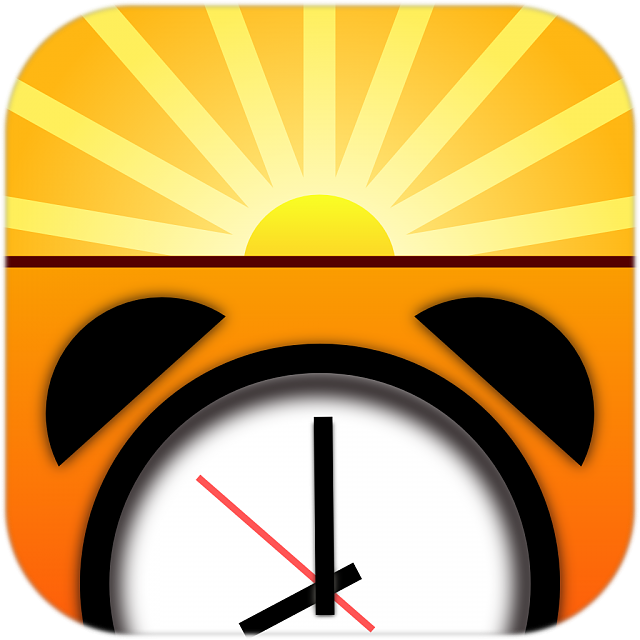 Gentle Wakeup Alarm Clock - Wake up gently and refreshed every day-appicon.png