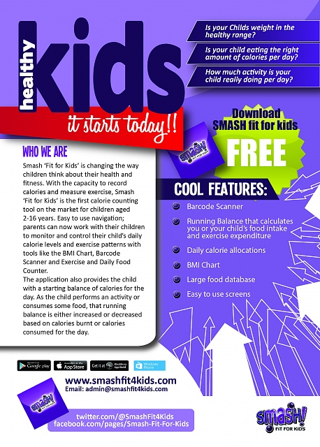 Smash! Fit for Kids: Fantastic Free app for Parents-healthy_kids_a5_flyer-02-1-.jpg
