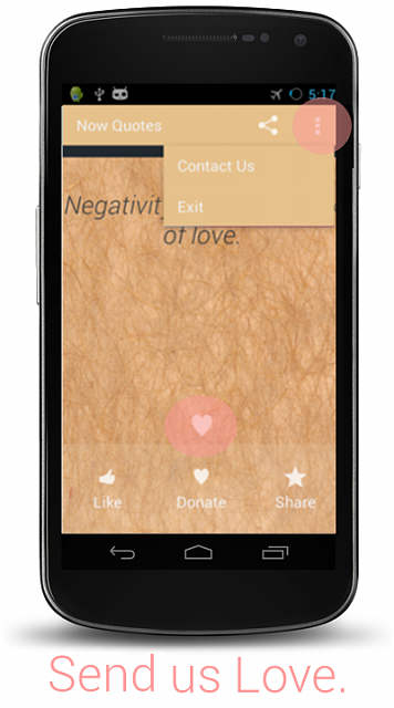 [APP][2.1 +] Now Quotes -  Health for the mind.-newnex4love.png