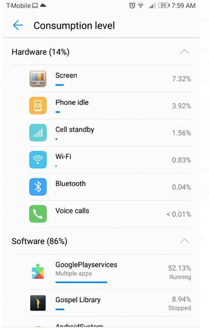 Google Play Services Killing My Battery     STILLL - Android Forums