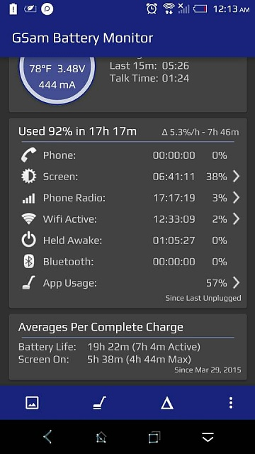 Got 10 on Wednesday battery drains faster than my m8.-6078.jpg