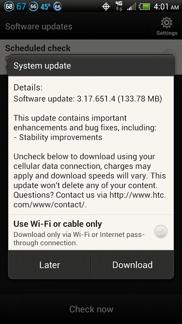Update coming to HTC EVO 4G LTE-uploadfromtaptalk1380788383084.jpg