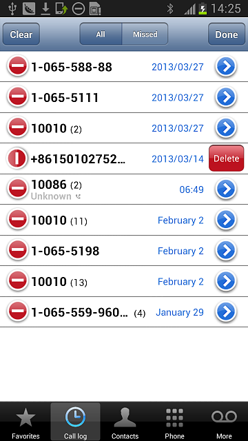 APK] Do you like iOS style dialer in android device
