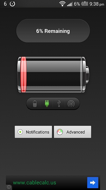 "Please Help ... !!! My HTC One shows Grey Battery with ""!"" Icon ... ???-screenshot_2013-12-30-21-38-46.jpg"