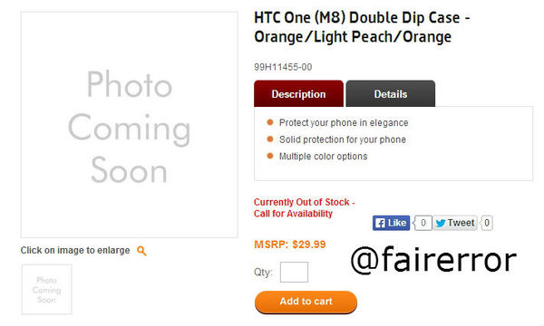 Leaked The all New hTC ONE ( M8 ) Dot View Case 原廠洞洞看掀蓋式手機殼 曝光售價-1395620544-1118626754_n.jpg