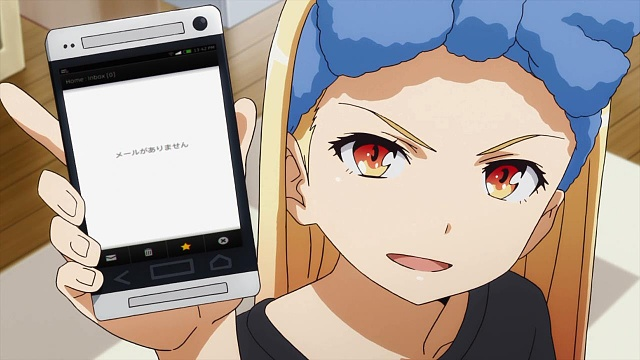 Htc One Shows Up In Anime Android Forums At