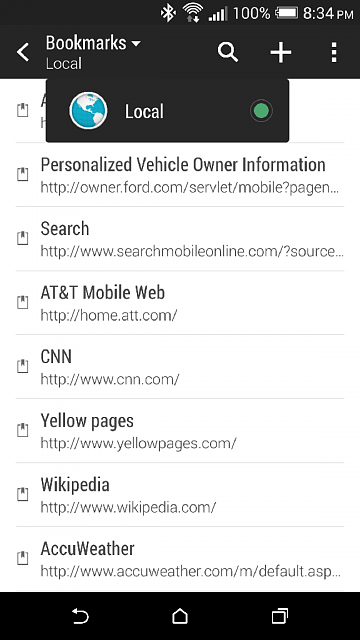 Can't see my Chrome bookmarks on the M8 browser...could on my M7-screenshot_2014-04-19-20-34-04_zpsechtqhkg.png