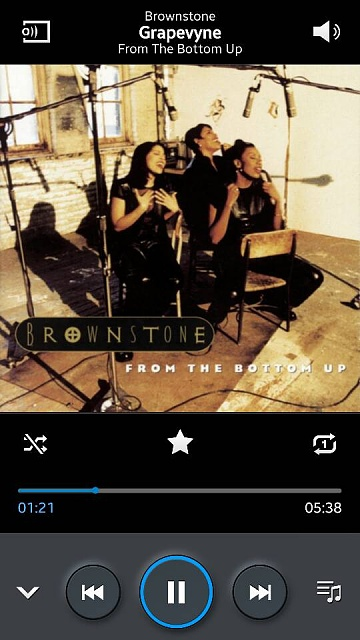 What are you listening to on your HTC One (M8)?-uploadfromtaptalk1398280189453.jpg