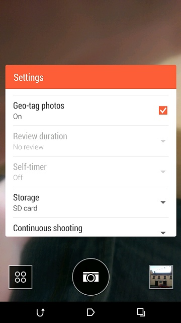 Camera problems - review duration and self-timer option are greyed out/disabled...any ideas why?-screenshot_2014-09-27-10-43-06.jpg