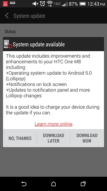 Looking for any proof that the Verizon HTC One M8 Lollipop update is rolling out.-screenshot_2015-03-05-12-43-31.jpg