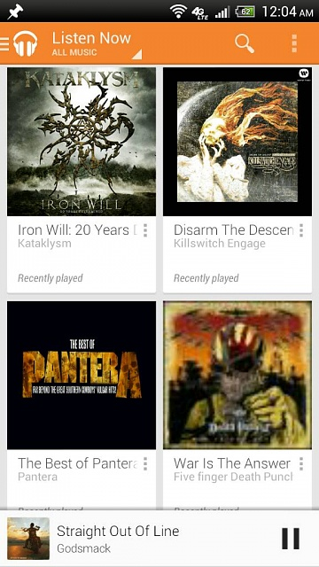 Ok folks lets see what people are listening to on google play all access :)-1376197708197.jpg