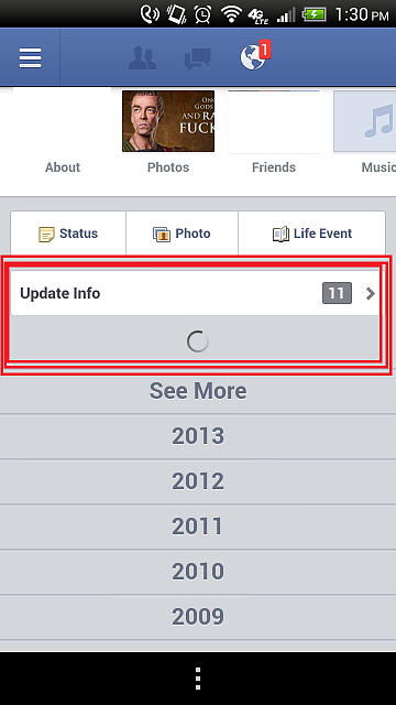 ATT HTC One X+ Facebook update question/issue-screenshot_2013-09-17-13-30-14.png