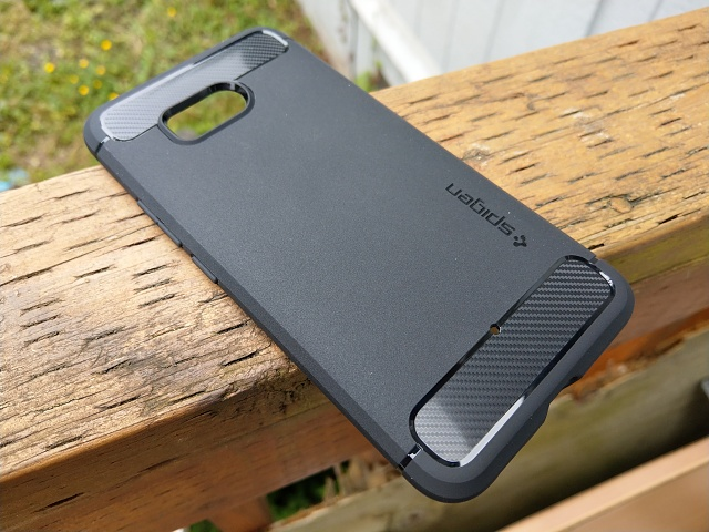 premium selection 80bb9 f0411 Spigen HTC U11 Case and thoughts - Android Forums at AndroidCentral.com