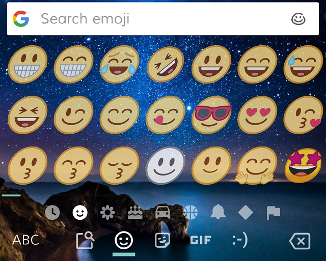 how to change my emojis on android