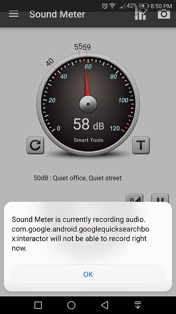 """Camera currently recording audio...."" notification - How do I stop it?-screenshot_20170310-205002.jpg"