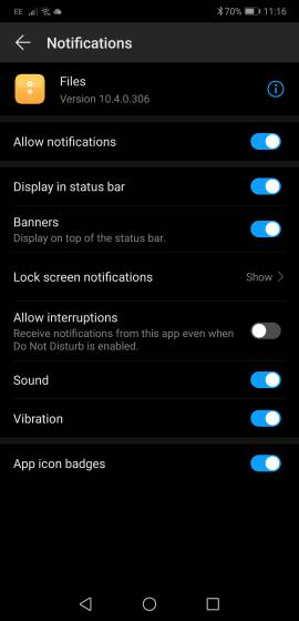 How can I free up space using the Huawei gallery app?-124942.jpg