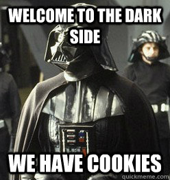 Fleeing the Apple Camp-darkside-cookies.jpg