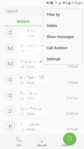 Call Forwarding Option on Nougat 7.0-1.png