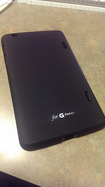 Just got the VOIA LG G Pad 8.3 Premium Soft Jelly Case...-img_20131213_134732.jpg