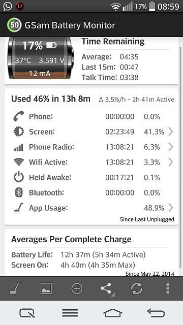 LG G2: Terrible battery (screen on time ) after Kitkat update-screenshot_2014-05-27-08-59-43.jpg