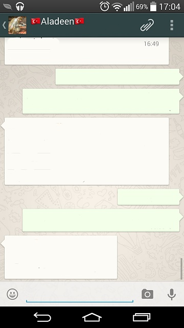 how to take screenshot in whatsapp