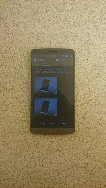 Love the LG G3 screen! But wish it was brighter!-1407374853290.jpg