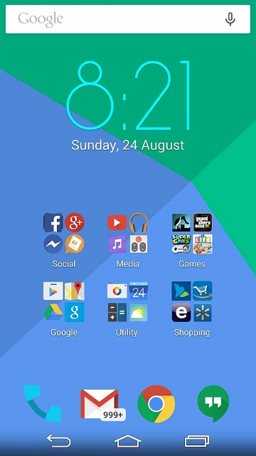 What launcher and theme do you use on your LG G3? - Page 2