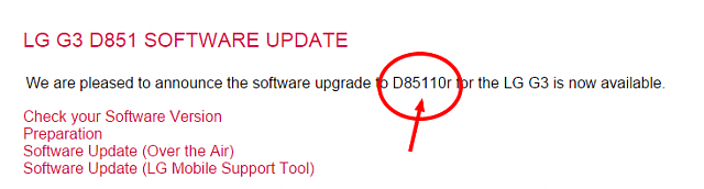 T-Mobile LG G3 5 0 1 3/31 LGMobile Support Tool - Android