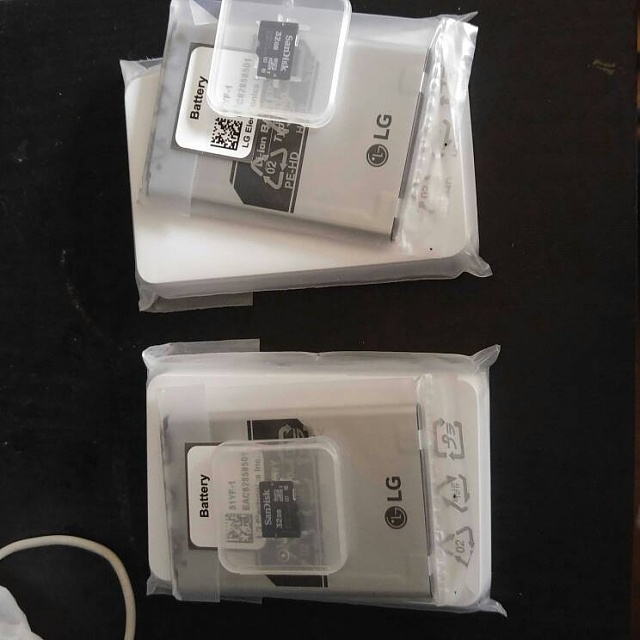Just received my SD Card and Spare Battery and Charging Cradle-1434816817895.jpg